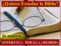 Si quieres conocer la Biblia ahora puedes hacerlo …