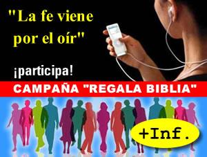 Campaña Regala Bibiblia