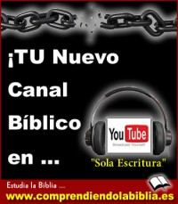 Canal Bíblico en YouTube